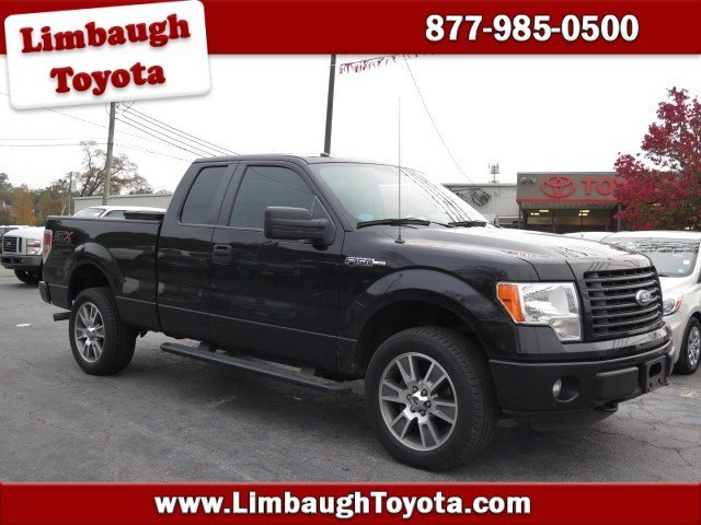 Pre owned 2014 ford f 150 stx extended cab pickup in birmingham pre owned 2014 ford f 150 stx sciox Images
