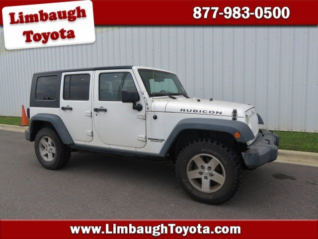 Pre Owned 2009 Jeep Wrangler Unlimited Rubicon