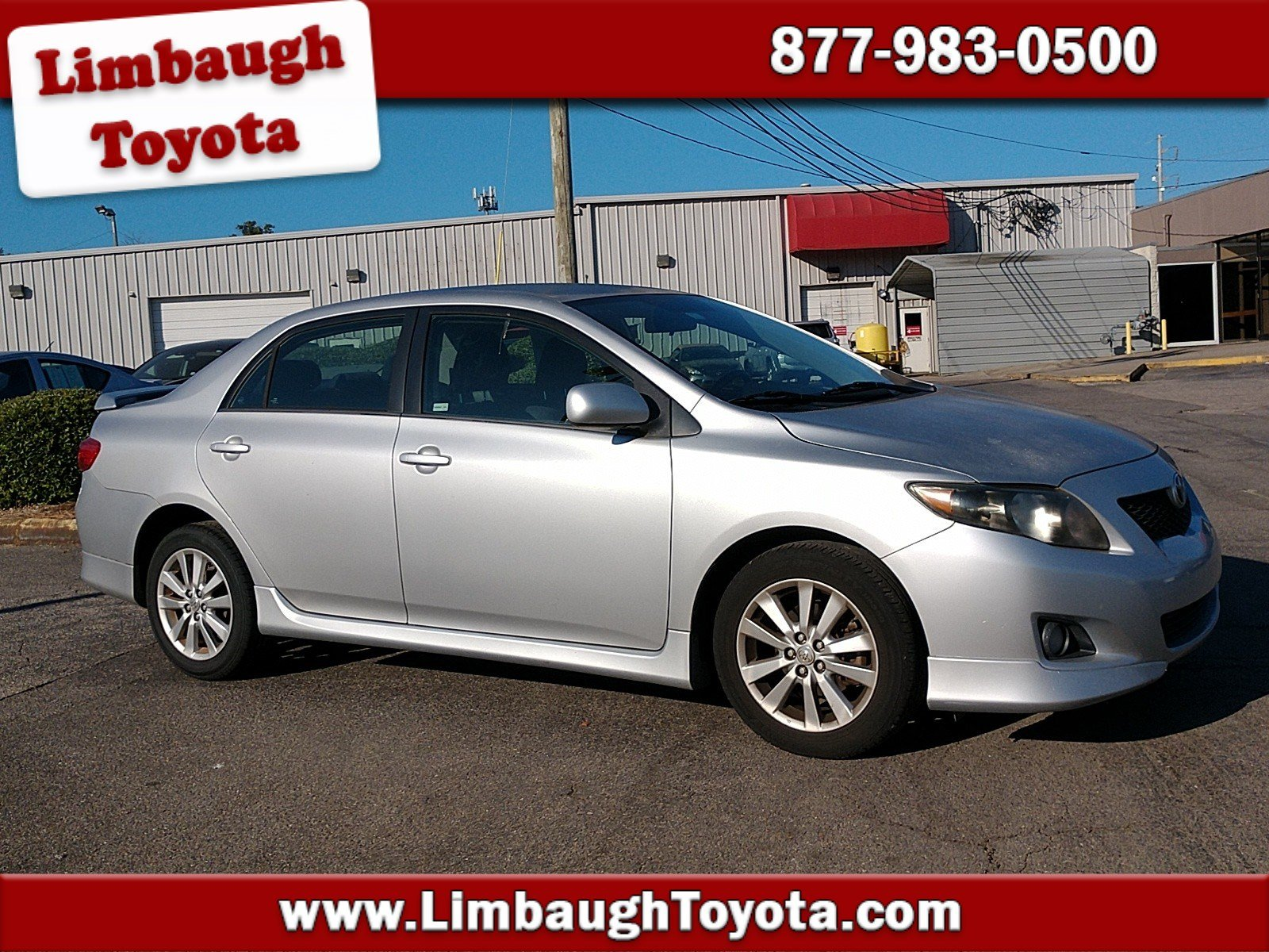 2010 Toyota Corolla S >> Pre Owned 2010 Toyota Corolla S Fwd 4dr Car
