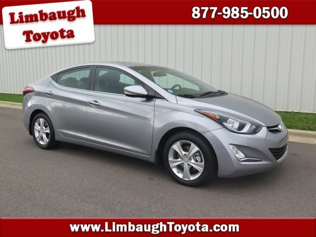 2016 Hyundai Elantra Value Edition >> Pre Owned 2016 Hyundai Elantra Value Edition 4dr Car In Birmingham