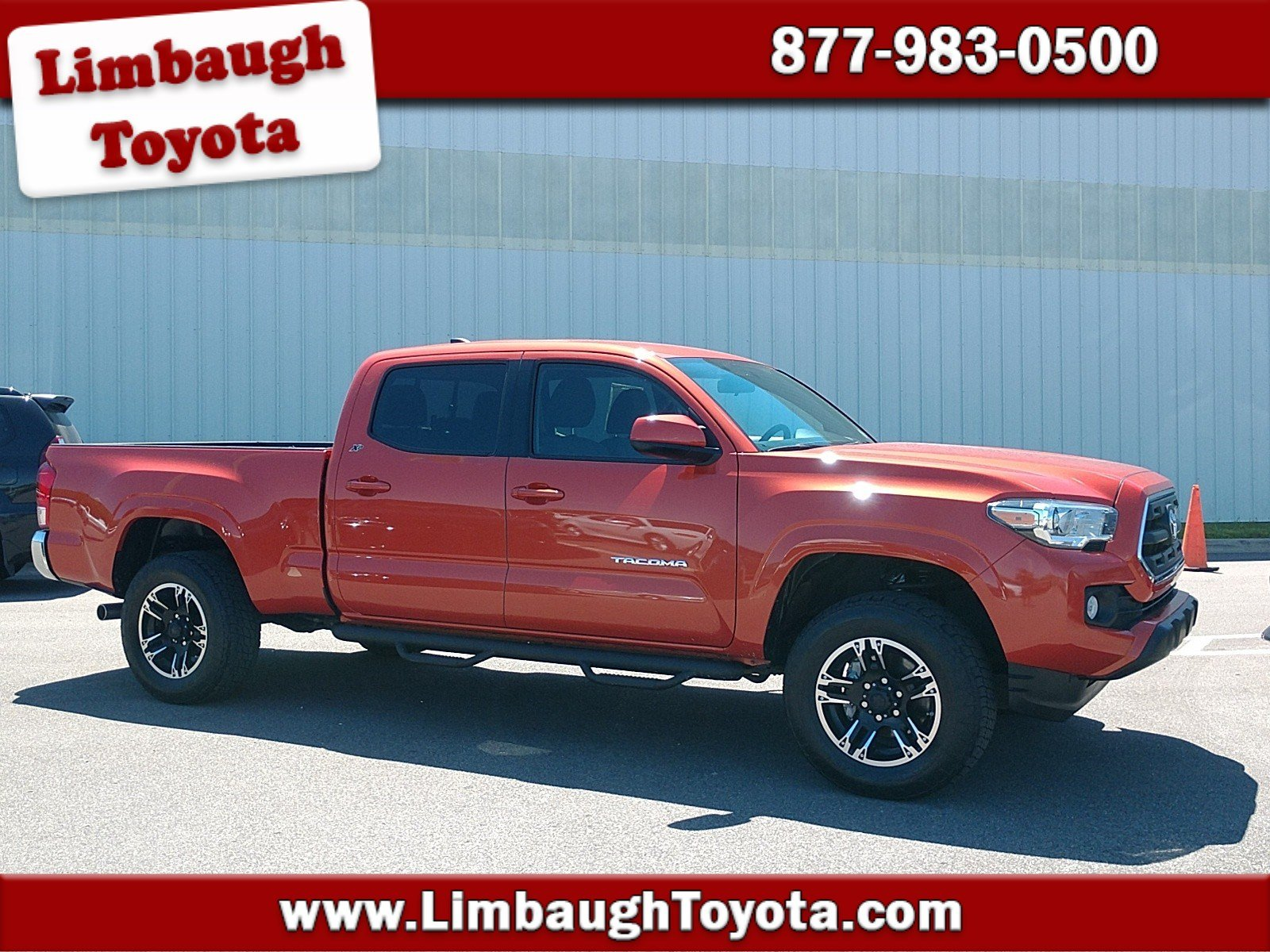 Pre Owned 2016 Toyota Tacoma Sr5