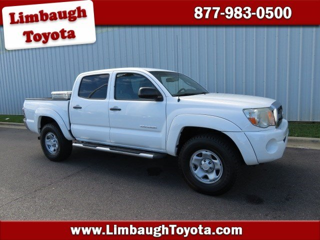 Pre Owned 2011 Toyota Tacoma Base Double Cab In Birmingham 714618a