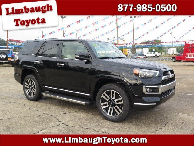 new 2017 toyota 4runner limited sport utility in. Black Bedroom Furniture Sets. Home Design Ideas