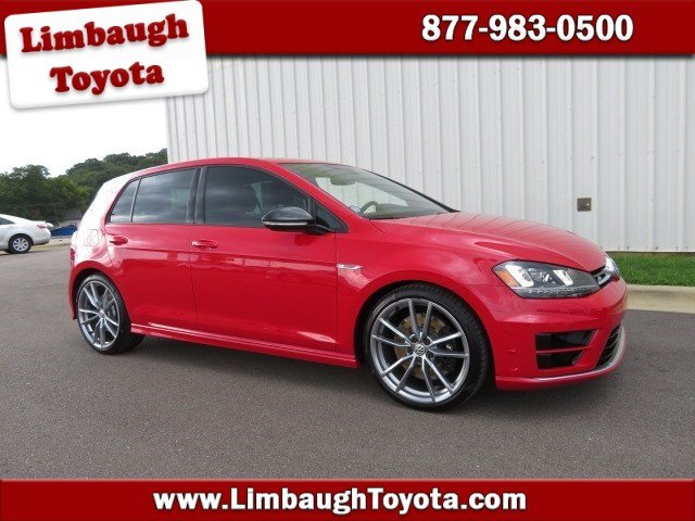 2017 Volkswagen Golf R Dcc And Navigation >> Pre-Owned 2017 Volkswagen Golf R DCC & Navigation 4Motion ...